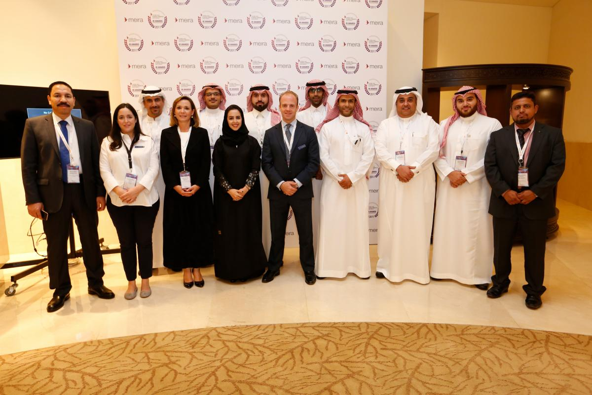 Top Corporates from the Kingdom of Saudi Arabia Attend 9th Middle